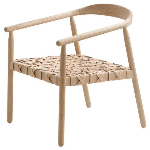Adea Fay chair, soaped oak