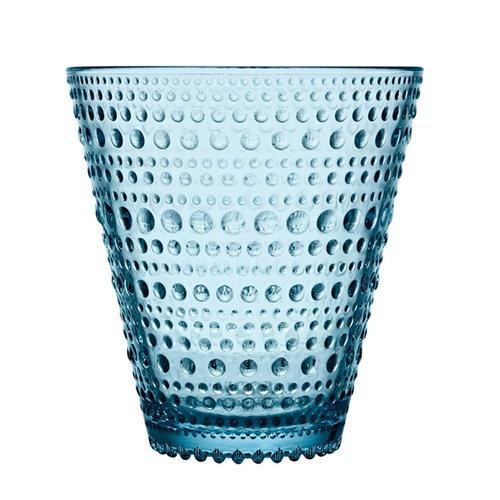 Iittala Kastehelmi tumbler 2 pcs, light blue