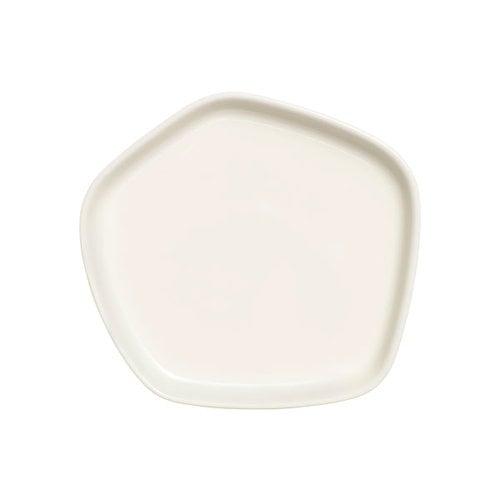 Iittala Iittala X Issey Miyake lautanen 11 x 11 cm, valkoinen