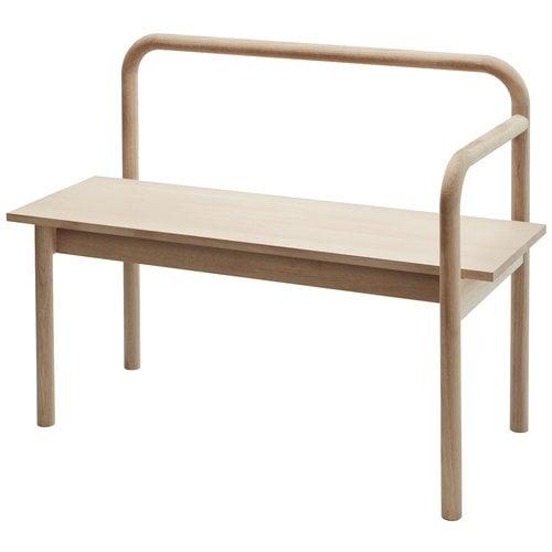 Skagerak Maissi bench, oak