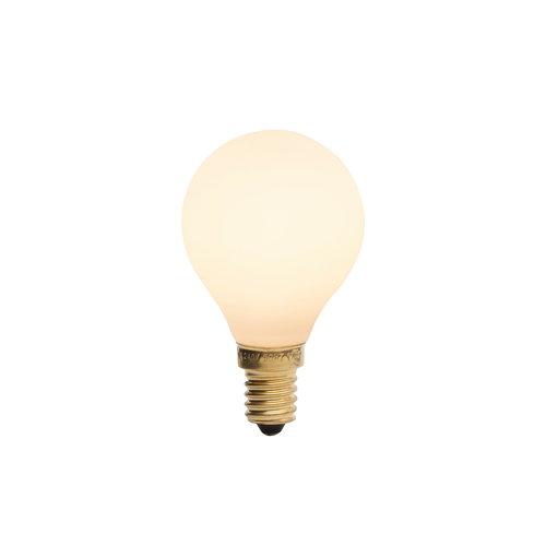 Tala Porcelain I LED lamppu, 3W E14
