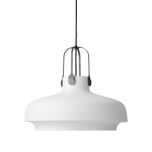 &Tradition  Copenhagen pendant, large, white