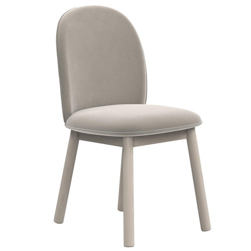 Normann Copenhagen Ace tuoli, velour, beige
