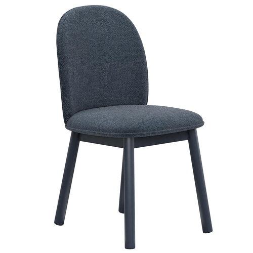 Normann Copenhagen Ace chair, Nist, dark blue