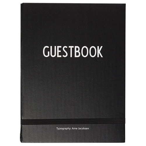 Design Letters Guestbook