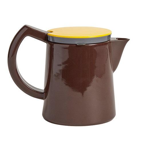 Hay Coffee pot, medium, brown