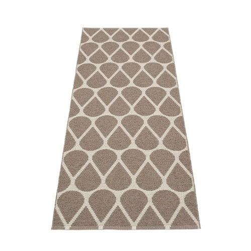 Pappelina Otis matto 70 x 200 cm, mud - linen