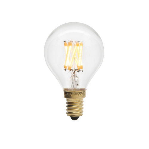 Tala Pluto LED lamppu 3W E14, kirkas