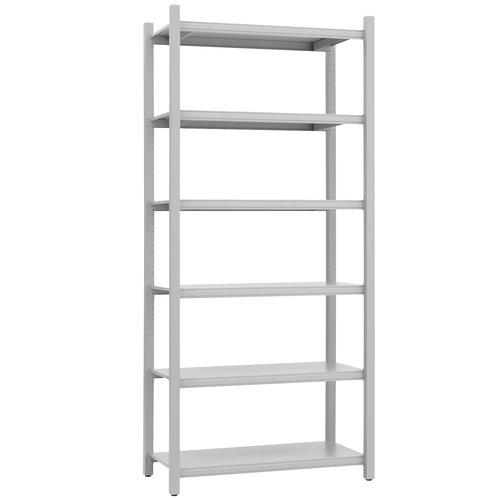 Normann Copenhagen Work bookcase, high, grey
