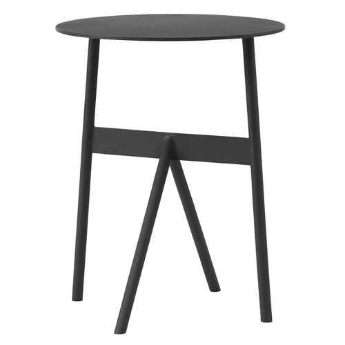 Normann Copenhagen Stock table, black