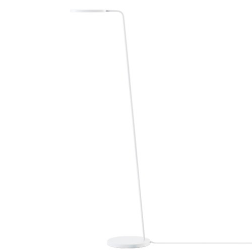 Muuto Leaf floor lamp, white