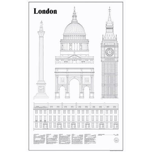 Studio Esinam London Elevations poster