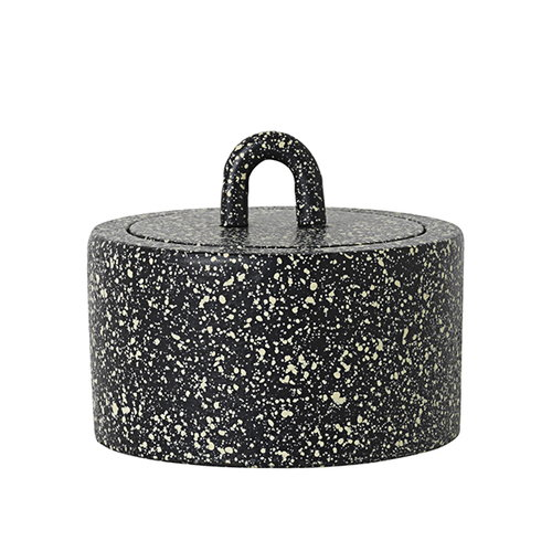 Ferm Living Buckle Jar, small, spotted