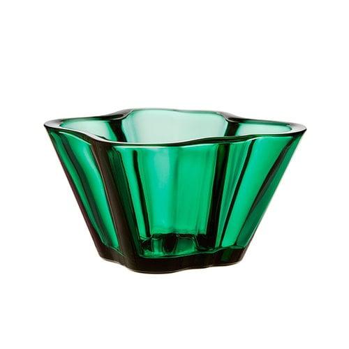 Iittala Aalto kulho 75 mm, smaragdi