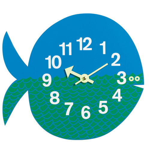 Vitra Zoo Timers sein�kello, Fernando the Fish