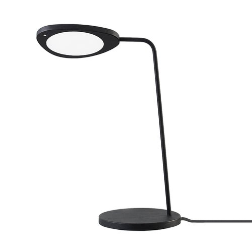 Muuto Leaf table lamp, black