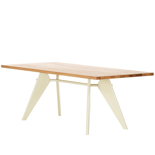 Vitra Em Table 240 x 90 cm, oak - ecru