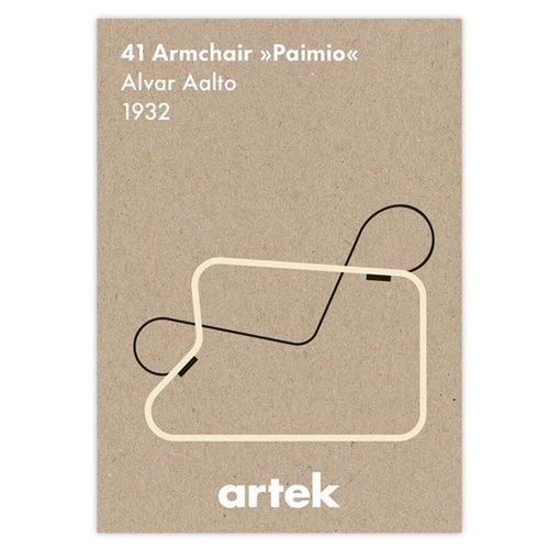 Artek Poster Paimio