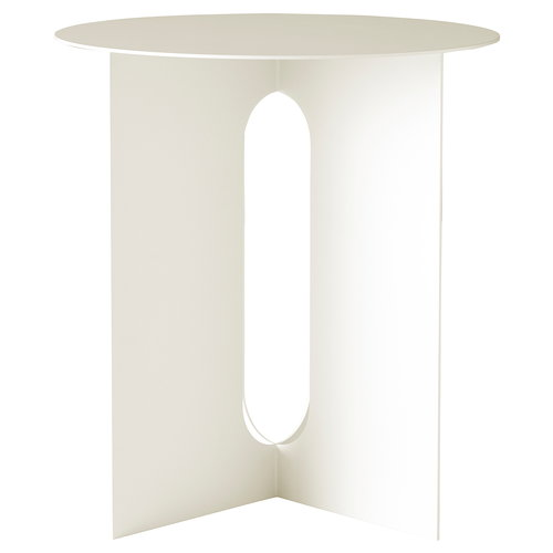 Menu Androgyne side table, white