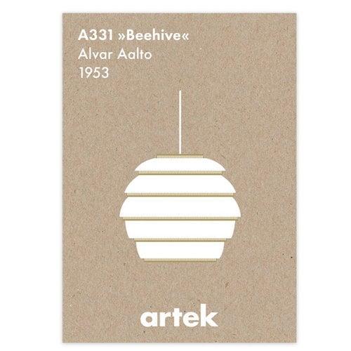 Artek Poster Beehive