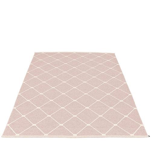 Pappelina Regina rug, 180 x 275 cm, pale rose