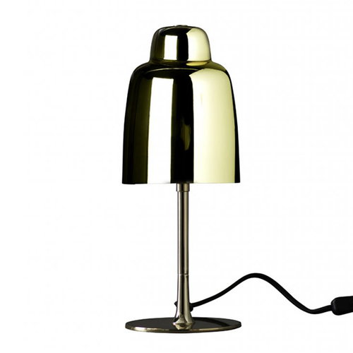 Pholc Champagne table lamp, gold