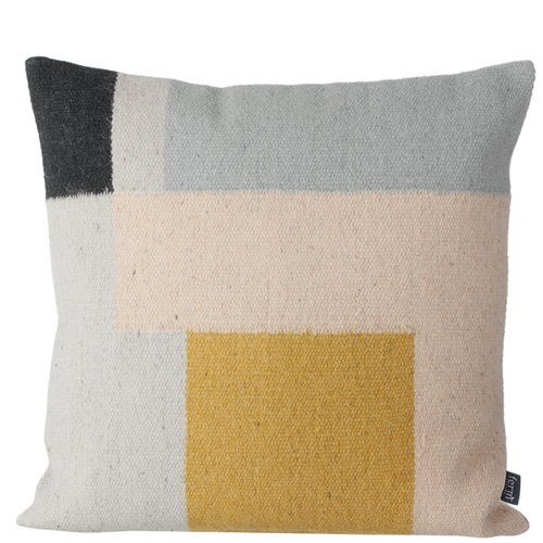 Ferm Living Kelim cushion, Squares