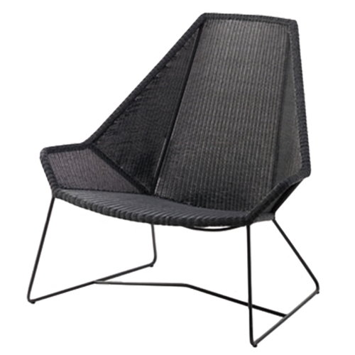 Cane-line Breeze highback chair, black