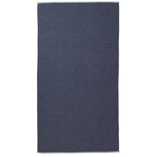 Ferm Living Sento beach towel, blue