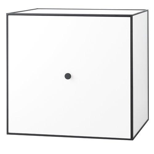 By Lassen Frame 49 laatikko ovella, valkoinen