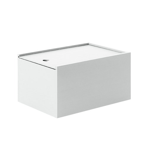Lundia System 2 box, grey