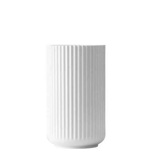 Lyngby Porcelain Lyngby porcelain vase, 25 cm white