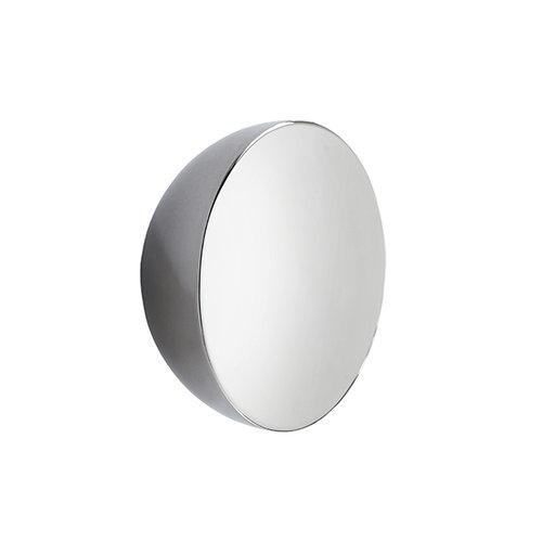 New Works Aura peili, pieni, ruostumaton ter�s