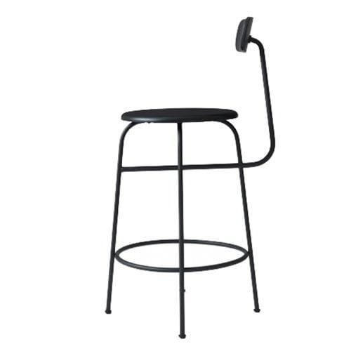 Menu Afteroom counter chair, black