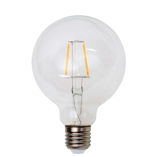 Airam LED Decor Globe bulb 9,5 cm E27 2,5W