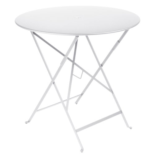 Fermob Bistro table 77 cm, cotton white