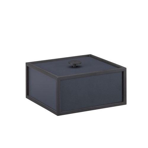 By Lassen Frame 14 box, dark blue