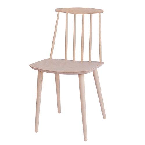 Hay J77 chair, beech