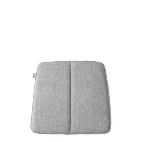 Menu WM String cushion for dining chair, indoor, light grey