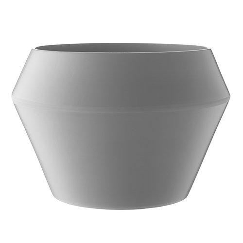 By Lassen Rimm kukkaruukku, XL, cool grey