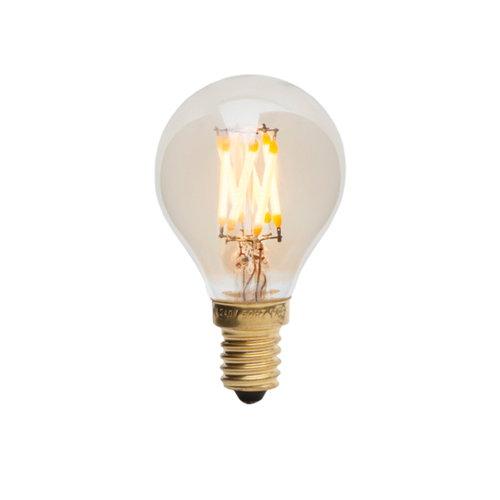 Tala Pluto LED lamppu 3W E14, sävytetty, himmennettävä