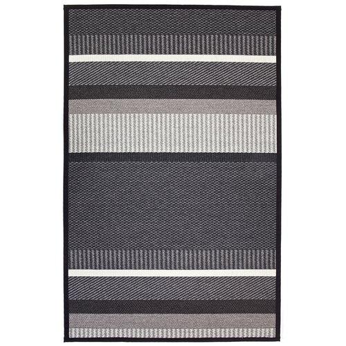 VM Carpet Laituri matto, harmaa - musta