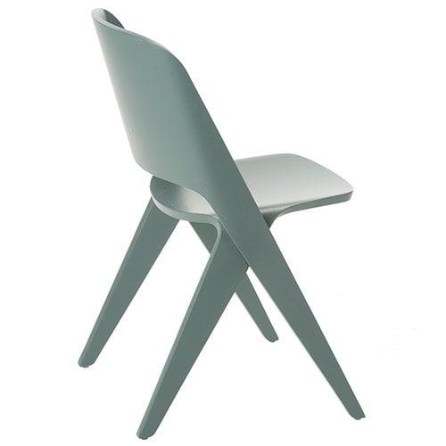 Poiat Lavitta chair, grey teal