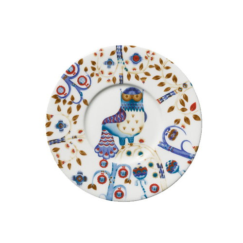 Iittala Taika saucer 15 cm, white