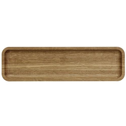 Iittala Vitriini base 256 x 72 mm, oak
