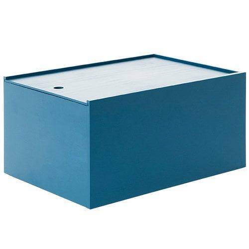 Lundia System 3 laatikko, sininen