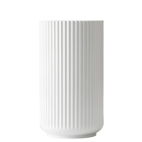 Lyngby Porcelain Lyngby posliinimaljakko, 31 cm, valkoinen