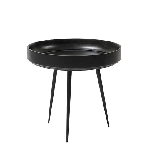Mater Bowl table, small, black