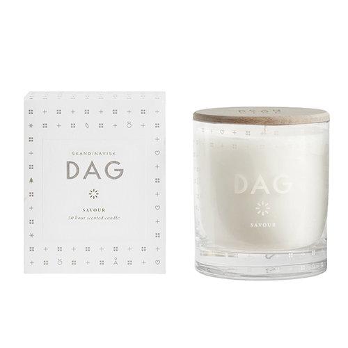 Skandinavisk Scented candle with lid, DAG