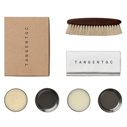 Tangent GC Shoe care set, small